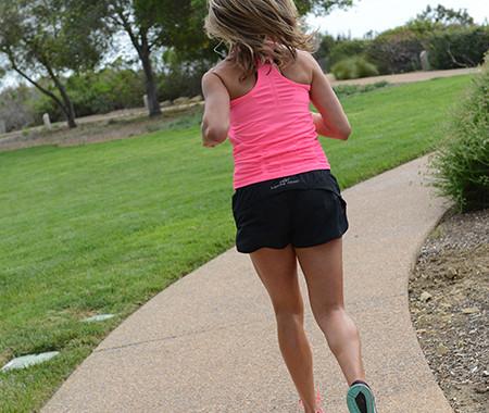 running pic blog